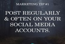 Marketing Tips / Ideas on how to get more attention online