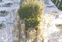 Table Centrepieces - Tavola