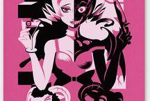 Obake Style's Prints