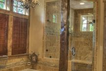 my future bathroom / bathrooms I would like to have in my dream house / by Michelle Keller