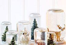 Kerstknutselen eendenkooi