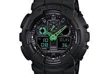 G-Shock Watches / G-Shock and Baby-G Men's and Women's Watches