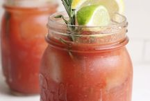 Happy Hour!  / Drink Recipes