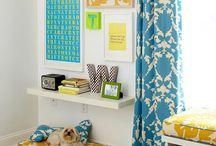 Tween & Teen Girl Rooms