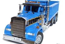 Lego Camiones