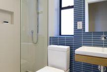 Shower room make over / by Jammy Dodger