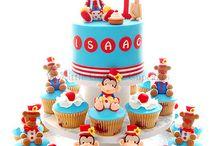 Bolos artísticos/ Cakes/ tartas