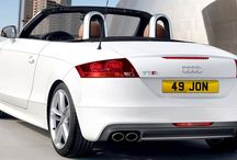 Named Number Plates - Car / Name related number plates