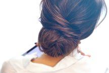 Length hair