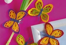 crochet, decorations