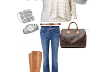 Looks - Outfits  / by Selbe B