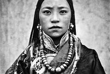 Artist: Zhuang Xueben (Chinese: 庄学本; 1909–1984) / ZX was one of China's first ethnographic photographers. In the 1930s, he left his native Shanghai and travelled to western China to photograph the minority people in four provinces: Sichuan, Yunnan, Gansu, and Qinghai. During the almost ten years of ethnographic research, he took more than ten thousand photographs and wrote a vast amount of materials including research reports.