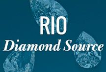Rio Diamond Source / Rio Diamond Source is your personalized service to help you find the perfect diamond for your customers. If we don't have the perfect diamond in stock, we will source it—and answer any questions along the way.