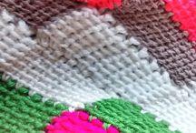 Proyecto circular #crochet #tunesino