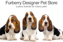 The Family Of Furberry Dogs / The Furberry Family