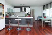 7 ideas for the bar in the kitchen