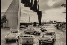 istennők és rút kiskacsák / Citroën