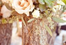Rustic Wedding Table Centrepieces    Theme Inspiration