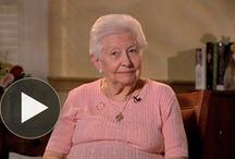 Testimonials Video Gallery / Get a personal look at life and care at Sunrise Senior Living from a variety of different perspectives. / by Sunrise Senior Living