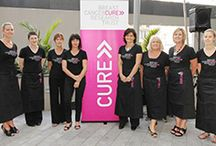 We support Breast Cancer Cure / The Holiday Accommodation Parks Association of NZ have pledged to help find a cure for breast cancer by 2018.  Stand with them. Donate now.