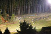 #Zawody / #competitions / zawody #bike #snow #moto