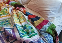 love these quilts! / by Leslie Emery