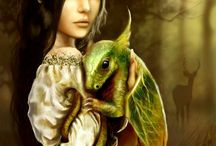 Legends of cryptids and elves