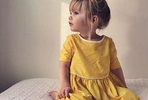 Flickklänning