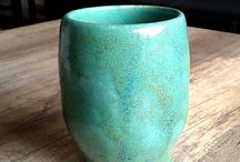Pots and Ceramics / Creamic art, Pottery wheel