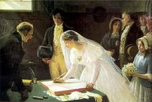 Regency Marriage and Courtship