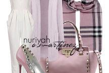 mix match untuk hijab