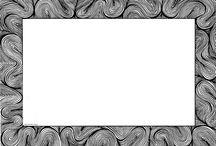 Bezmyślunki / Autorskie rysunki zentangle