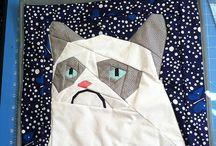 Schnitzle & Boo's Mini Quilt Swap
