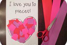 Valentine's day art grR