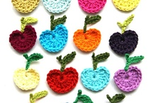fruits crochet