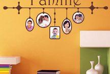 photo wall design