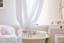 House Plans - bathroom / by Claris Hostetler Schmidt
