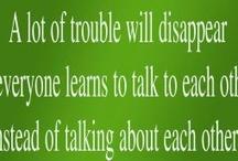 true / by Wendy Carroll