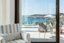 Stunning views from the inside in Crete!