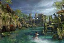 Uncharted Maya