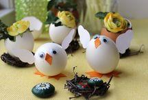 Easter Holiday DIY & Food
