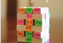 Math Facts / Ideas to help your students gain fluency with math facts