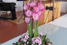 symbolisch bloemwerk