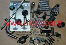 SA6D110 Komatsu Motor yedek parçaları, Engine overhaul parts / SA6D110 Komatsu Motor yedek parçaları, Engine overhaul parts