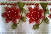 Плетеное кружево