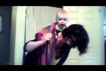 Babywearing / by Katie Mcloughlin