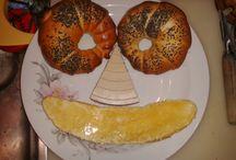 Jídlo pro děti / Když mám nápad udělat dětem něco zajímavého k jídlu