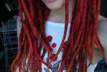 dreads .love them...