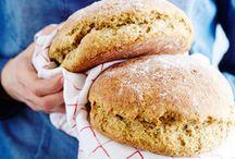 ruoka leivonta