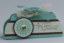 Craft Inspiration - Boxes'n'Bags / Verpackungen Boxes